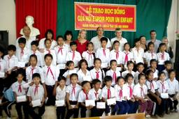 HỌC BỔNG EPE 2014